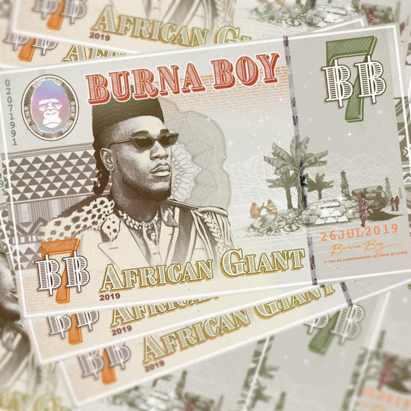 Burna Boy new album